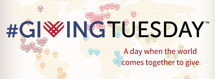 giving tuesday when world comes together
