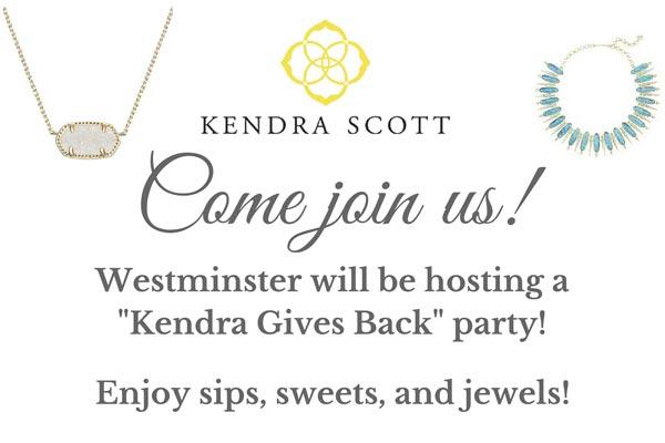 Kendra Scott Gives Back Party, July 21st, 2016