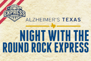 Alzheimer's Night with the Round Rock Express