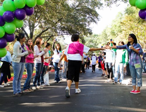 Celebrating the 25th Annual Travis County Alzheimer's Texas Walk