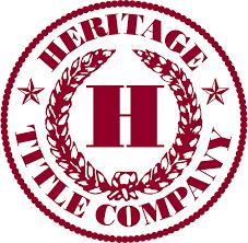 heritage title logo