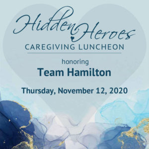 Hidden Heroes Virtual Caregiver Luncheon