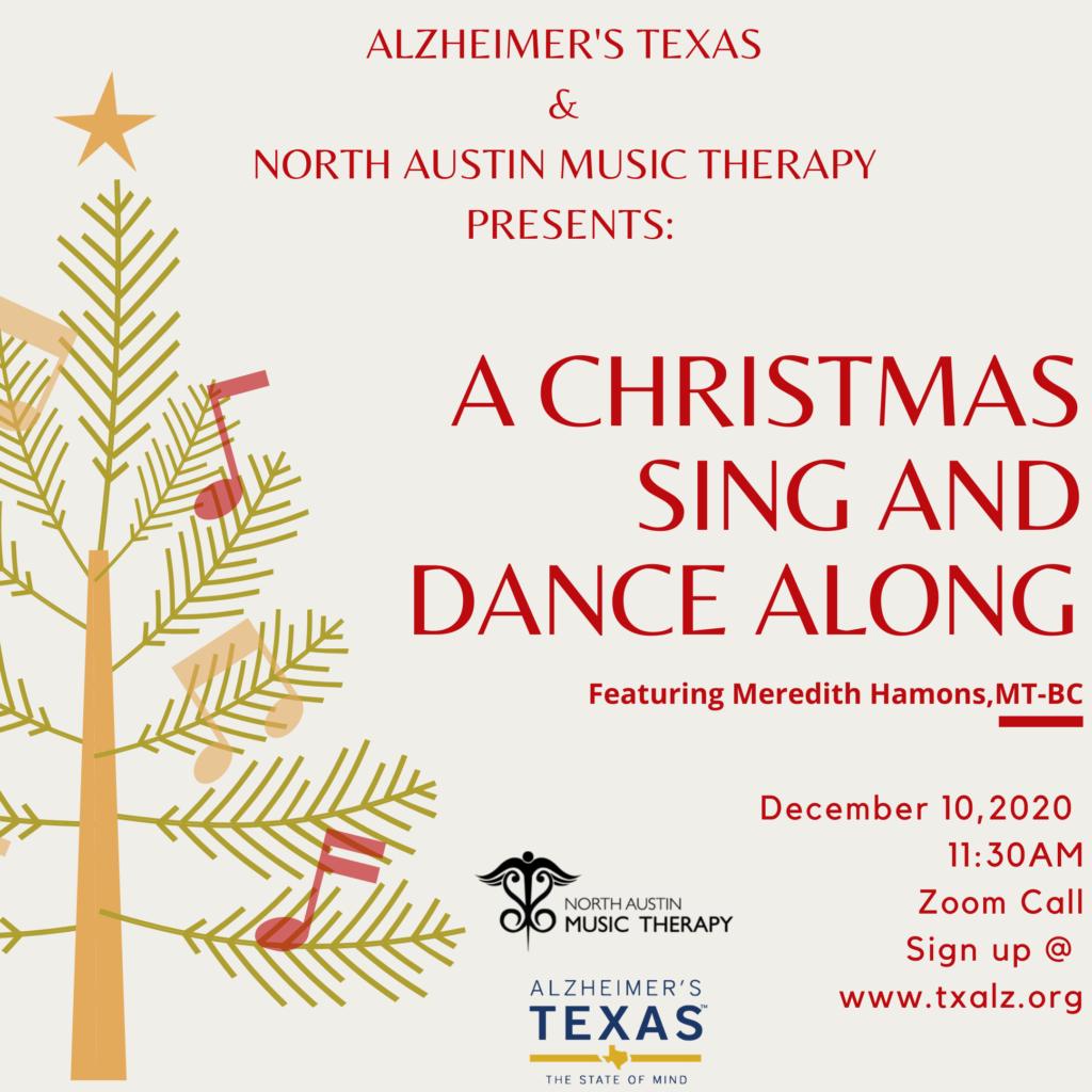 A Christmas Sing and Dance Along