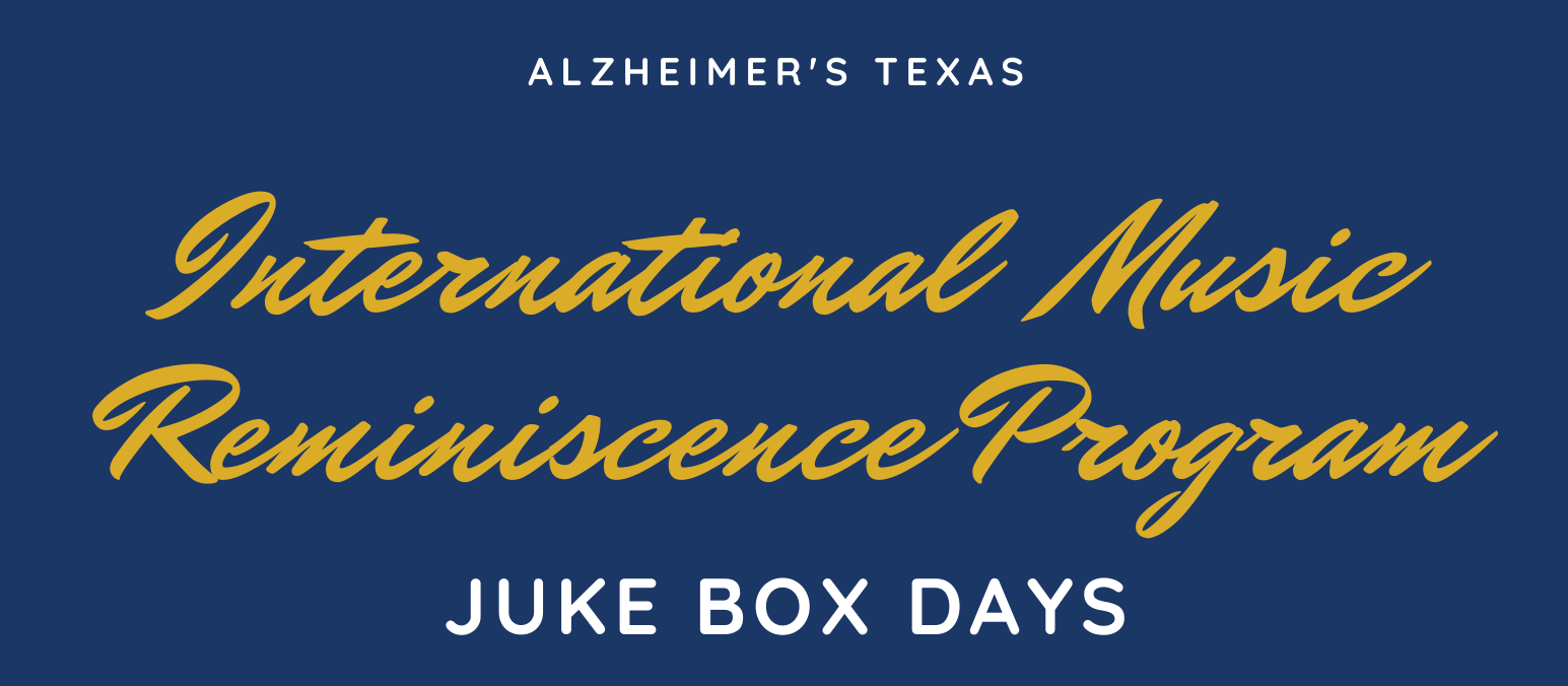 International Music Reminiscence Program: Juke Box Days